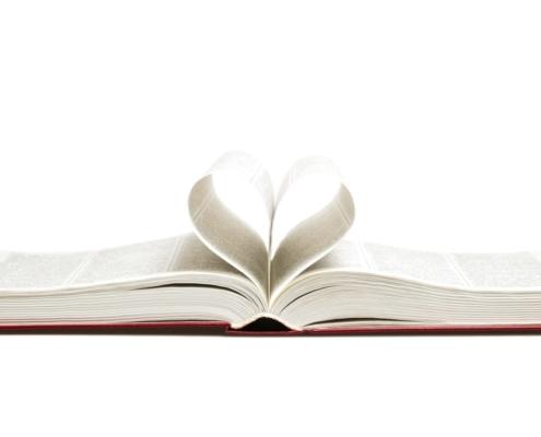 Kennzeichen eines guten Buchs