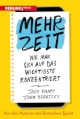 Cover Mehr Zeit