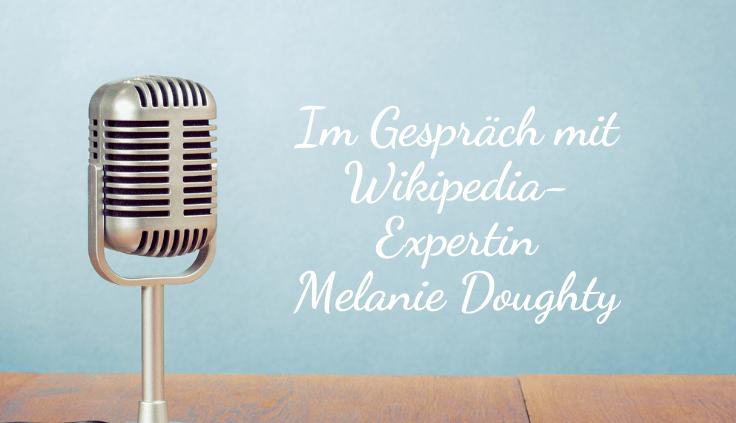 Wie Sie als Experte zu einem Wikipedia-Eintrag kommen