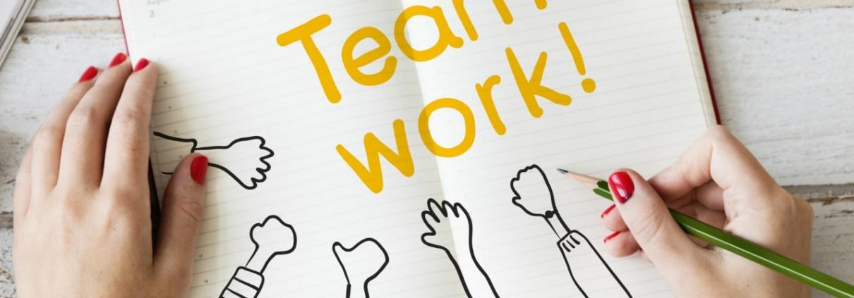Ghostwriting ist Teamwork